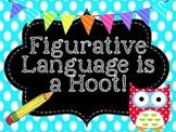 Figurative Language is a Hoot!