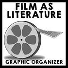 FREE Film as Literature Graphic Organizer Analysis Sheet f