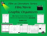 Film as Literature Movies Film Resources and Graphic Organizers
