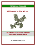 Personal Finance - 10 Financial Literacy Unit Lessons, Tee