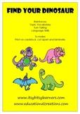 Find Your Dinosaur