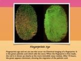 Fingerprints Lecture ~ Unique v. Similar ~ Brandon Mayfiel