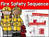 Fire Safety Writing Activty