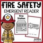 Fire Safety - Fire Station Book {Emergent Reader}