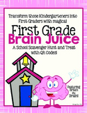 First Grade Brain Juice