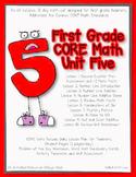 First Grade CORE Math Unit 5