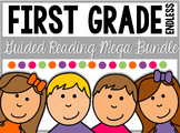 First Grade Guided Reading ENDLESS MEGA BUNDLE