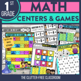 First Grade I CAN STUDENT CHECKLIST for Common Core Math S
