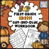 Fall Math for First Grade