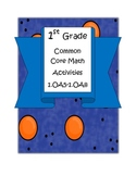 First Grade Math Common Core Games & Activities