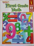 First Grade Math Workbook - Steck Vaughn School Publishing