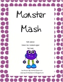 First Grade Monster Math Activities Common Core Aligned