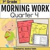 Morning Work 1st Grade 4th Quarter