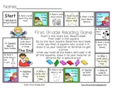 First Grade Reading Game