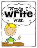 Primary Grades Sight Word Dictionary