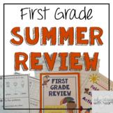 First Grade Summer Skills Review Packet