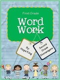 First Grade Word Study
