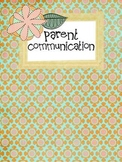 First Week Parent Communication Kit The Original