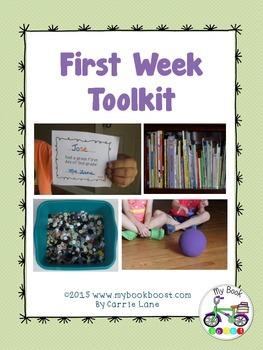 https://www.teacherspayteachers.com/Product/First-Week-of-School-Toolkit-1802517