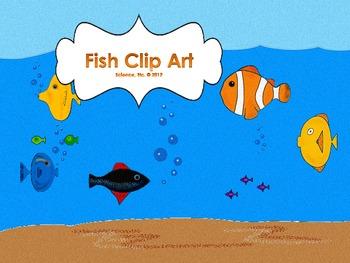 Fish Clip Art