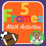 Five Frames Kindergarten Sports Theme