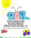 Five Minutes to Fluency Level 3.1 Fluency, Comprehension a