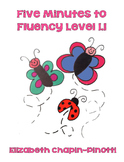 Five Minutes to Fluency Practice Level 1.1: Aligned to the