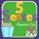 Five Senses Popcorn Kindergarten/1