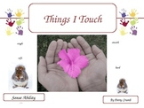 Five Senses - Touch - Multi-Level Books, Lesson Plan and W