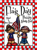 Flag Day Activity Thematic Unit For Primary Grades