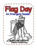 Flag Day Emergent Reader