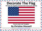 Flag Do Together Parent/Child Homework Activity