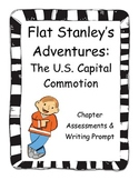 {Common Core Aligned Book Unit} Flat Stanley: US Capital C