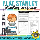 Flat Stanley in Space Reading Response Activities, Literat