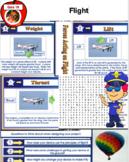 Flight PDF Science Unit 70 Pages