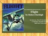 Flight, a webquest internet based Literature Lesson