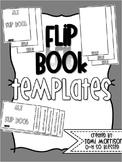 Flip Book Templates {FULLY EDITABLE}