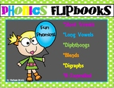 Flip Book for Phonics