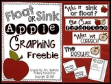Float or Sink (Apple Graphing) Freebie