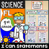 Florida Science Standards - 1st Grade