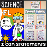 Florida Science Standards - 5th Grade