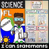 Florida Standards - Kindergarten Science
