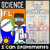 Florida Science Standards - Kindergarten