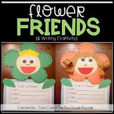 Flower Friends!  {A Writing Craftivity}