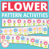 Pattern Activities for Preschool and Early Childhood: Flow