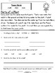 Flowers Weeklong Fluency Packet - Week 1 of April Packet