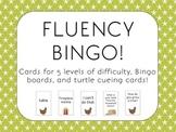 Fluency Bingo