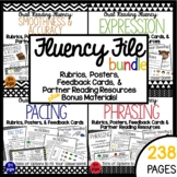 Fluency File: Feedback Cards, Rubrics, and Partner Reading
