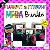 Fluency & Fitness MEGA Bundle (K-3)