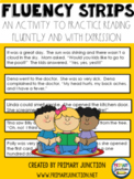 Fluency Strips - An activity to practice reading fluently